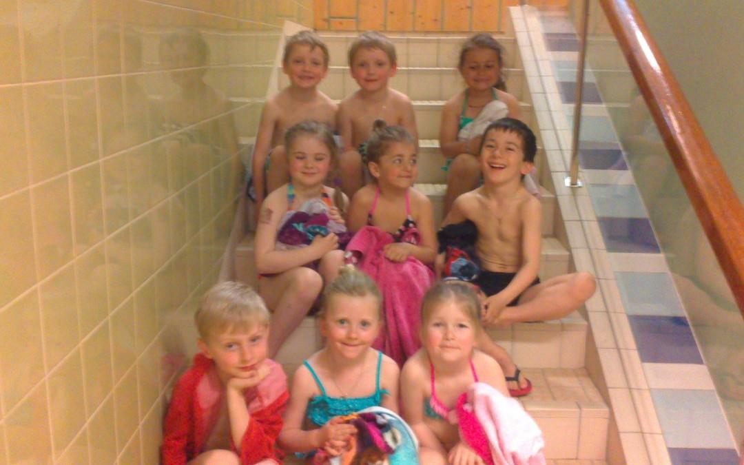 Kurs D016 – Schwimmen für Kinder
